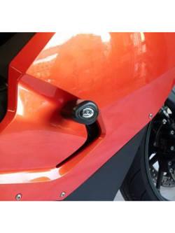 CRASH PADY AERO R&G DO BMW K1300S [09-16] CZARNY