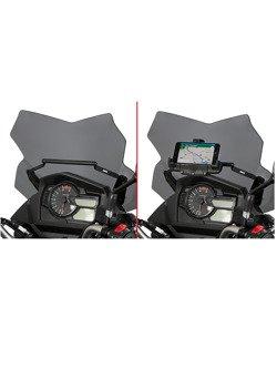 Poprzeczka do zamontowania toreb i mocowań GPS GIVI Ducati Multistrada 950 [17-]/ 1200 [15-]/ Enduro [16-]