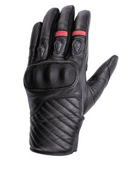 Krótkie rękawice motocyklowe SECA AXIS