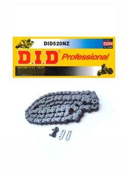 Łańcuch napędowy D.I.D.520 NZ SUPER NON-O-RING Cross super wzmocniony bezoringowy [108 ogniw]