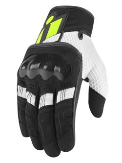 Męskie motocyklowe rękawice ICON OVERLORD™ TOUCHSCREEN
