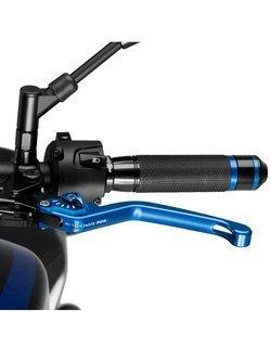 Sportowa dźwignia sprzęgła PUIG z sześciostopniową regulacją (niebieska)